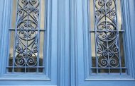 Franske døre til udsmykning og lækkert brug
